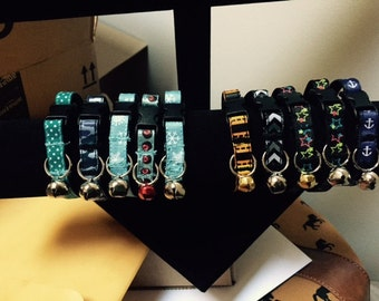 Cat collars for sale!