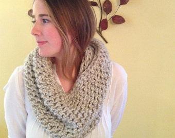 Soft, Warm, and Cozy  Cowl Scarf / Infinity Scarf Crochet