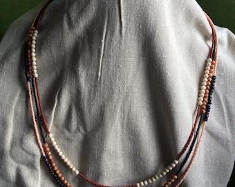 3 strand, natural colors