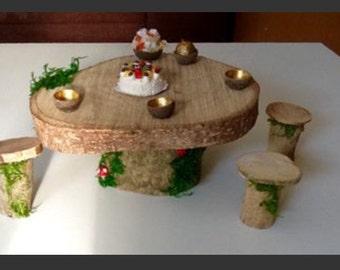 Fairy Table Set