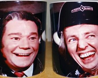 Personalised On The Buses Tv Show Mug