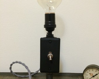 The Bonnie - Industrial Lamp