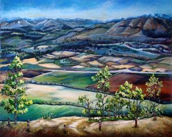 Alberta Foothills