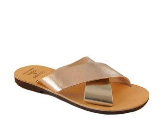 Mi leather sandals