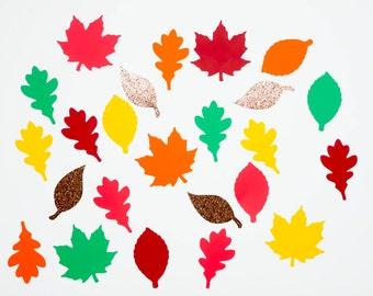 Autumn Leaves, Fall Leaves, Fall Leaves Cutouts, Autumn Leaves Cutouts