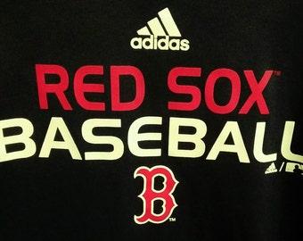 "Adidas Boston Red Sox ""Climalite"" Tee (XL)"