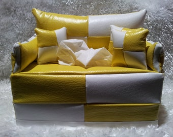 Item #009 Tissue Box Couch Gift Cover