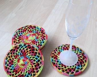 Coasters, Set of 6