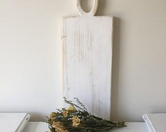 Wooden display board