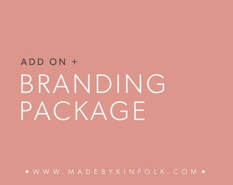 Branding and Logo Design Package