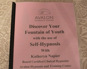 Self- Hypnosis, Discover Your Fountain of Youth, A Hypnotic Face Left