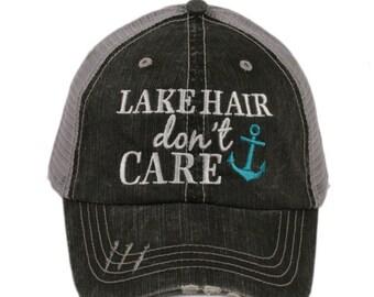 LAKE HAIR HAT