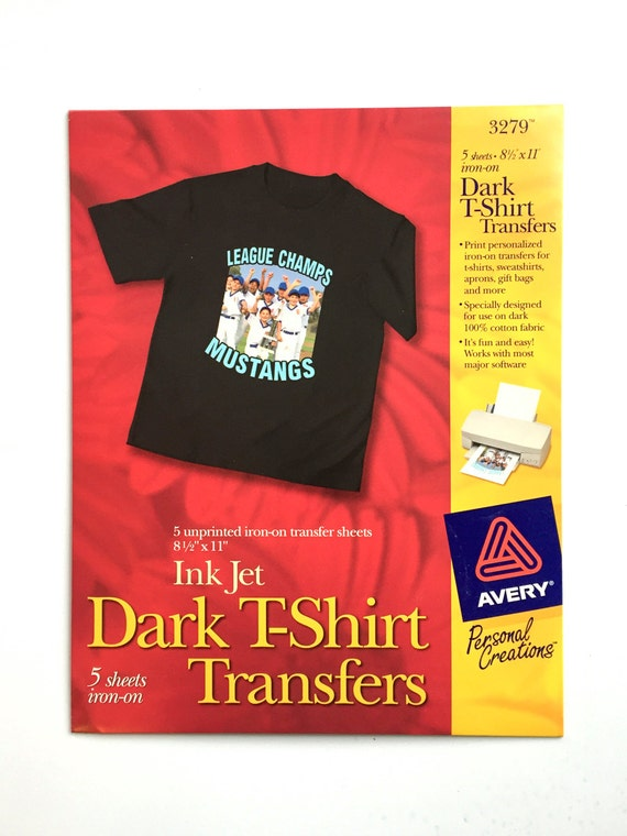 Iron on transfer paper inkjet t shirt transfers diy for Printing t shirt transfers