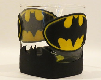 Batman Whiskey Glass