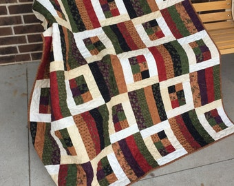 Cotton Lap Quilt