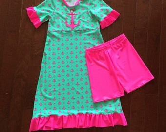 Girl's Swim Dress