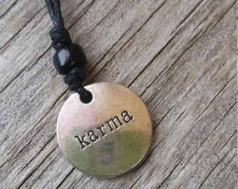 Men's Karma Necklace
