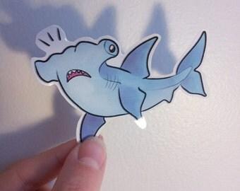 Hammerhead Sticker