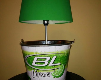 Bud Light Lime Lamp