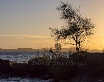 Lake Sunset, Landscape Photography