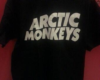 Arctic Monkeys-Band unisex tshirt, size L