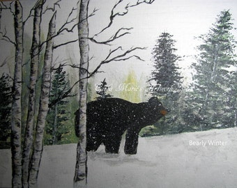 Bearly Winter