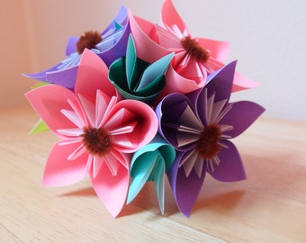 Small Origami Bouquet