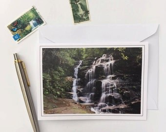 Greeting Card - Sylvia Falls