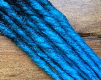 Synthetic Dreads - Teal Transitional SE - SET OF 4