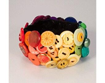 Custom Button Bracelet