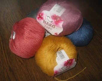 Items similar to Linen Yarn on Sale on Etsy