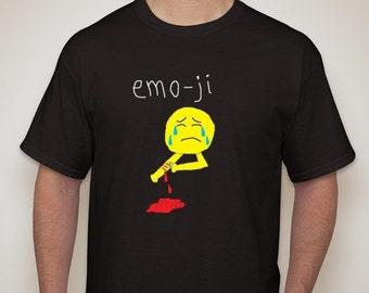 Emo-Ji (Emoji) T-Shirt