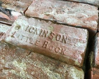 Vintage Red Brick