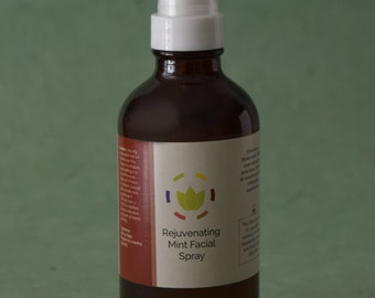 Facial Spray Rejuvenating Peppermint