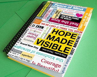 Hope Made Visible Daily Planner 2016