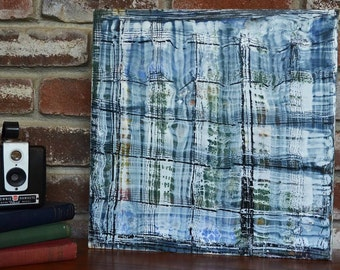 Madras Rift - Encaustic Painting - Encaustic Art