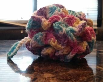 Crochet Bath Poof
