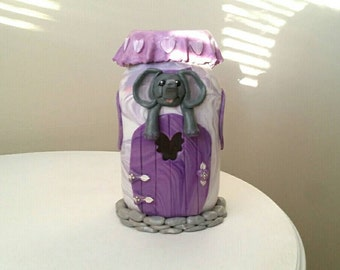 Fairy Jar House Lantern