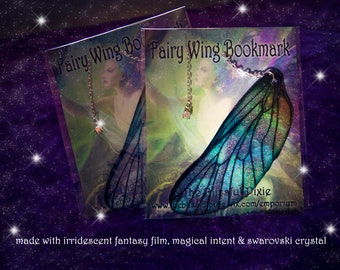 Fairy Wing Bookmark