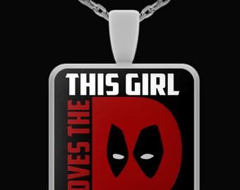 This Girl Loves The Deadpool