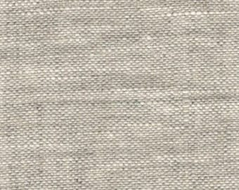 Natural Melange European Softened Linen