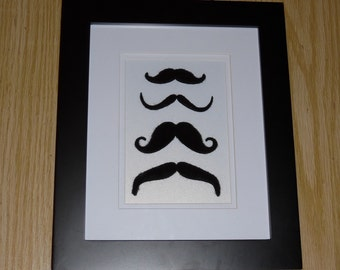 A collection of mustaches
