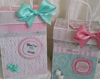 Gift Bags, Handmade Gift Bags, Not your ordinary gift bag!!