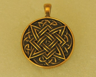 Amulet Pendant Star Of Russia