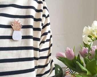 PIN pineapples - Handmade - La Rochelle