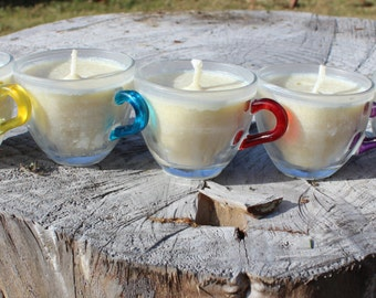 Candle, massage oil, 100% handmade eco friendly-65 ml