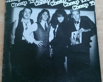 Cheap Trick - Cheap Trick - PE 34400 - 1977 - Original Epic Release (orange center) - 115 gram - VG+