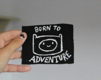 Finn Adventure Time Patch