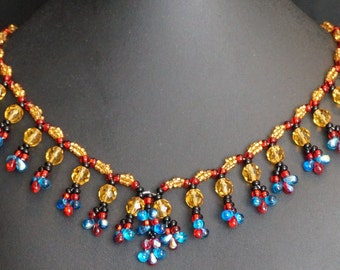 Devi Bead Necklace #004