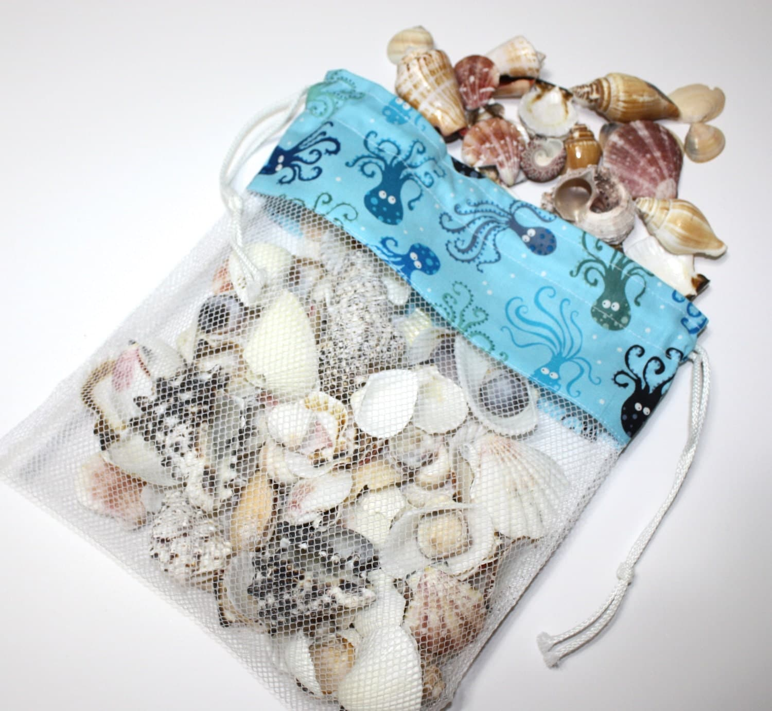 sea shell collecting tools 25 sale sea shell collecting bags drawstring seashell